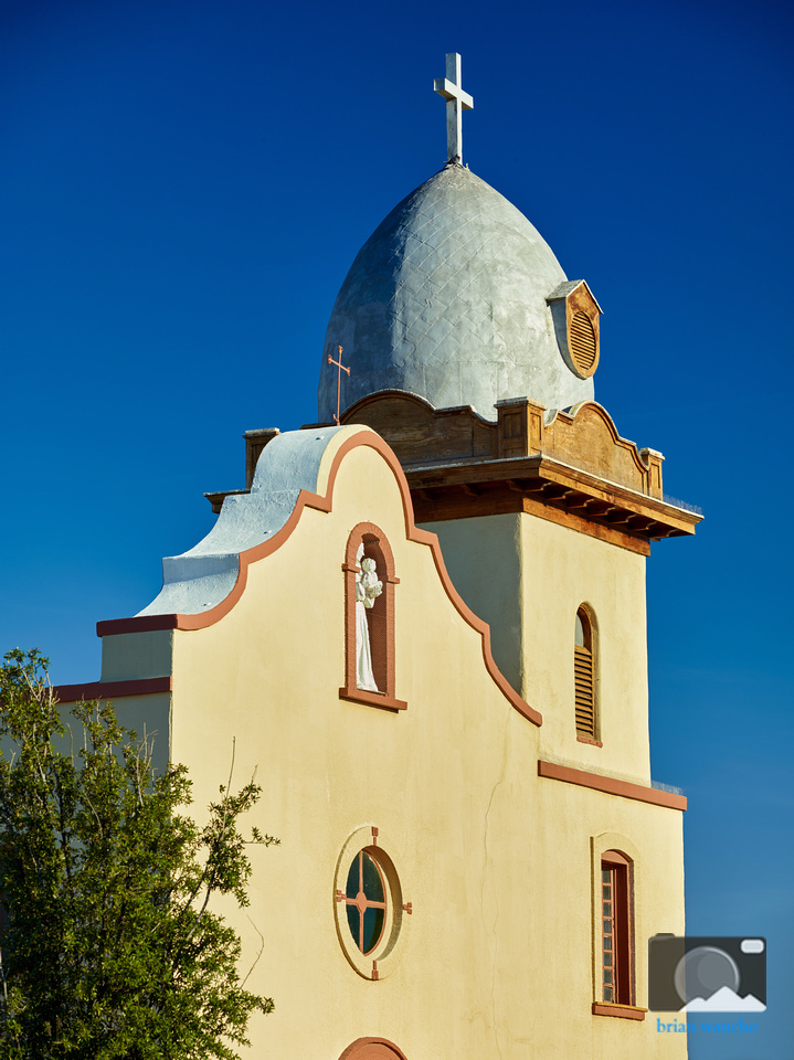 Ysleta Mission Church