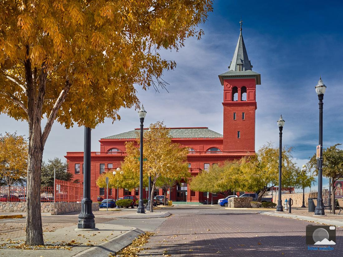Union Depot in Fall