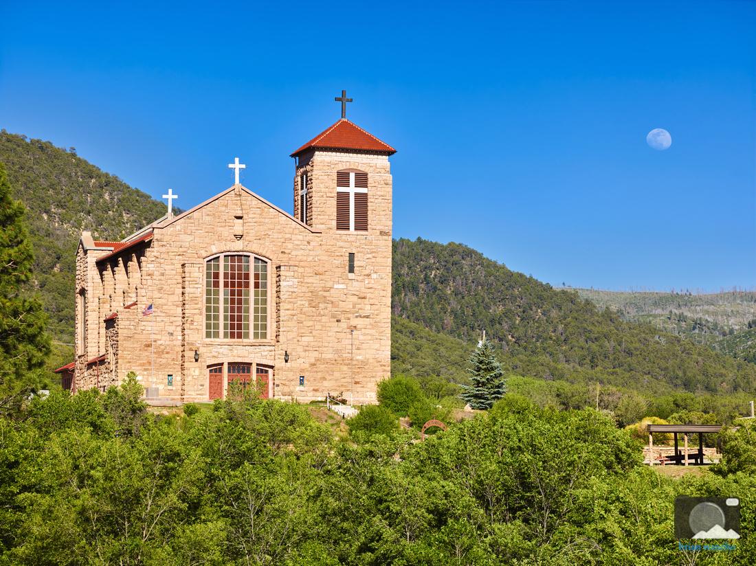 St. Joseph Apache Mission Church