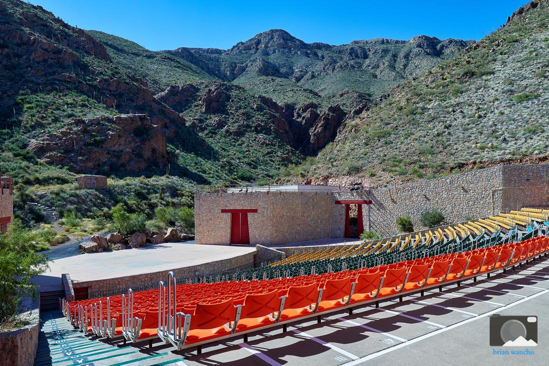 McKelligon Canyon Amphiteatre