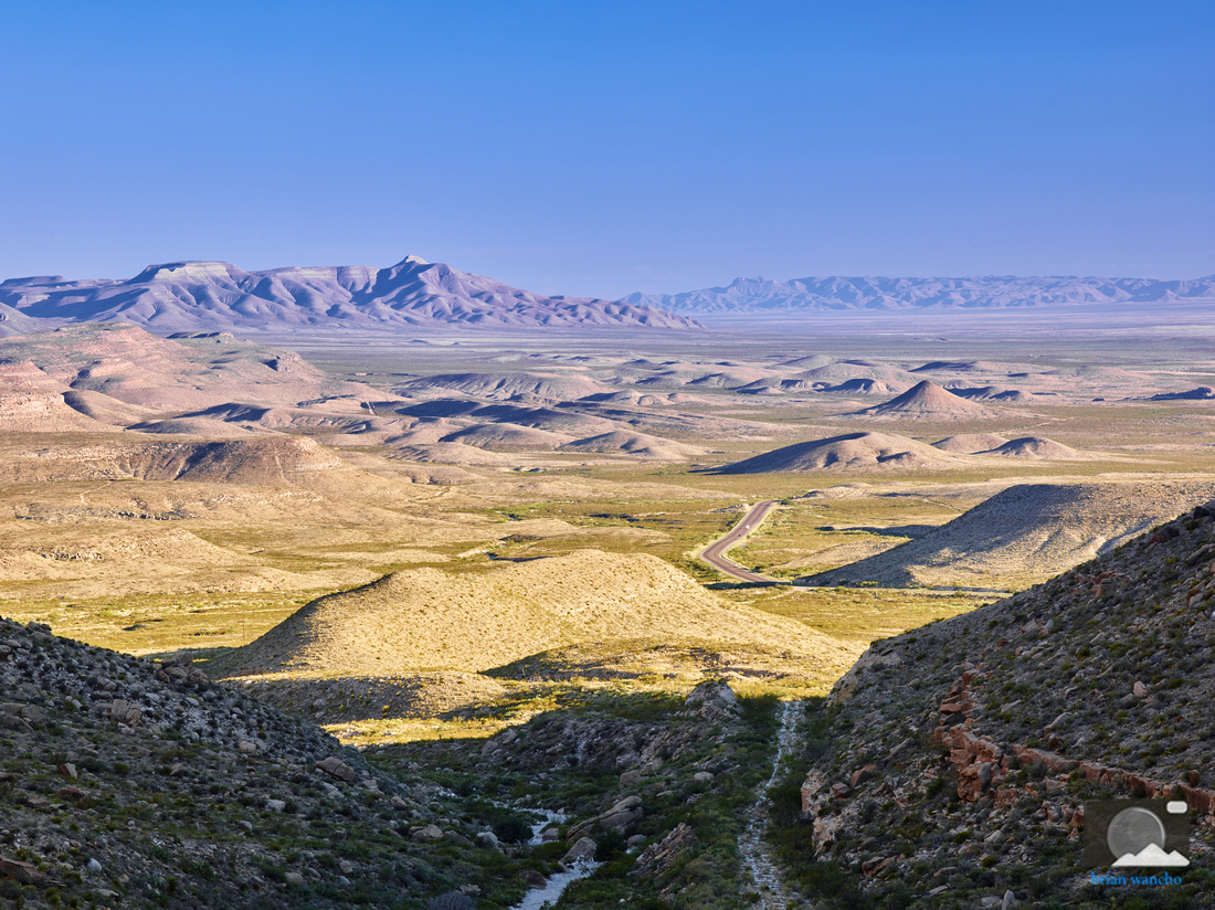 West Texas View