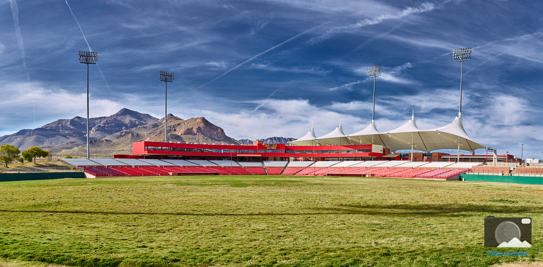 Cohen Stadium in Northeast El Paso