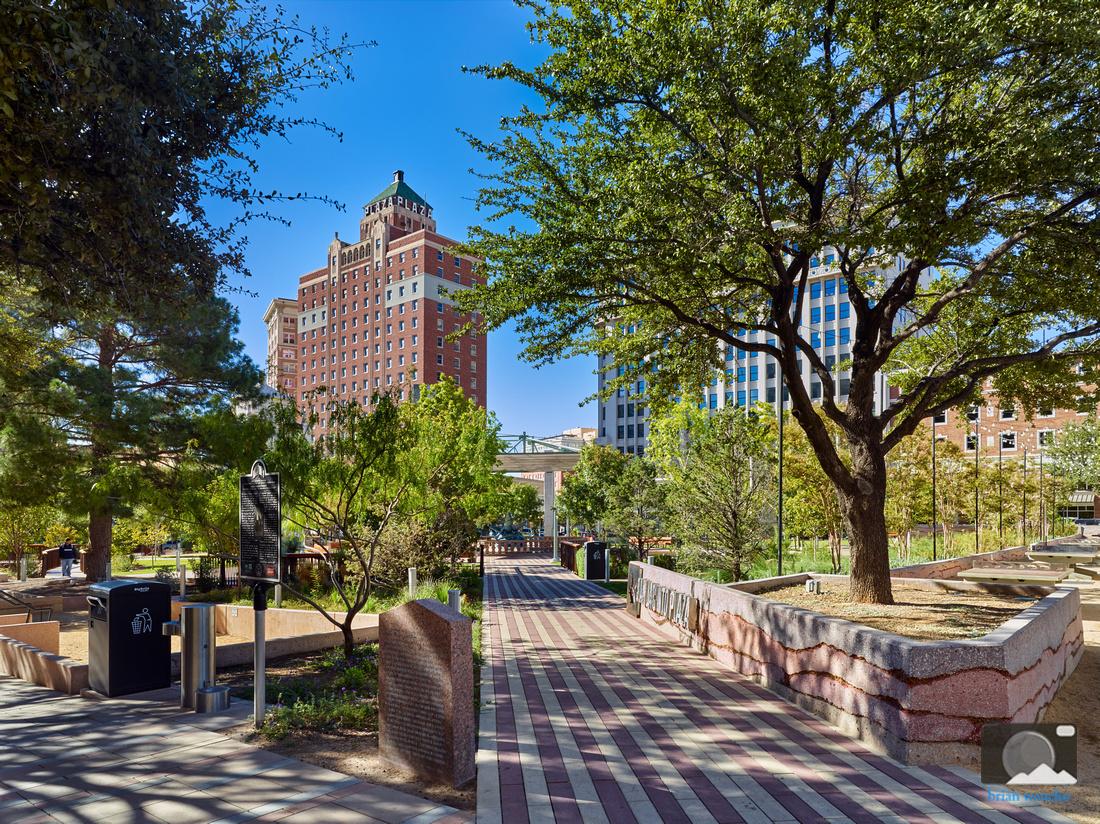 San Jacinto Plaza